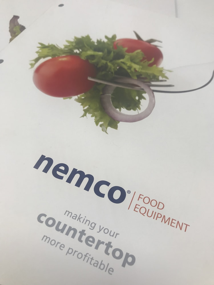 Nemco Food Equipment <small>Foodservice Equipment</small>